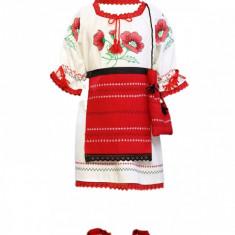 Costum popular fete CP021 116 cm Deco Artis - Costum populare