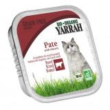 Pate Yarrah de vita cu cicoare, pentru pisici, Grain Free, 100 g - Bacanie