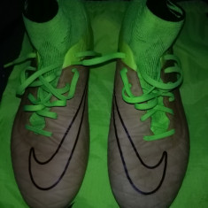 Nike Hypervenom - Ghete fotbal Nike, Marime: 42.5, Culoare: Galben