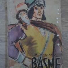 Basme Ilustratii De Gh. Adoc - M. Lungianu, 398863 - Carte Basme