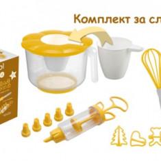 Set 12 elemente prajituri MN0126679 Gondol