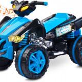 ATV Raptor 2 x 6V Blue Toyz