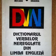 C. Mocanu, D. Draghia - Dictionarul verbelor neregulate din limba engleza - Carte in engleza