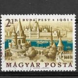 Ungaria 1960 - Timbre straine, Stampilat