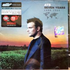 ATB – Seven Years: 1998-2005 (1 CD original) - Muzica House roton