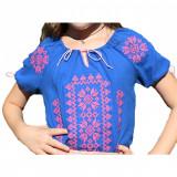 Ie brodata fetite Nicole 8 ani Elfbebe - Costum populare