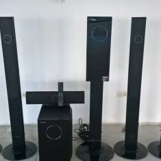 Sistem Home Cinema Samsung HT-TXQ120, premiat EISA, 5 stele What Hi-Fi