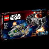 TIE Advanced al lui Vader contra A-Wing Starfighter 75150 Star Wars LEGO - LEGO Star Wars