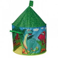 Cort de joaca pentru copii Dino Castel Knorrtoys - Casuta copii