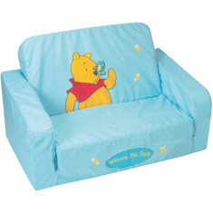Canapea extensibila din burete Disney Winnie the Pooh Fun House