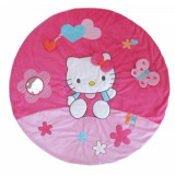 Patura de joaca Hello Kitty Fun House