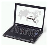 Lenovo ThinkPad T61 T7250 2.0GHz/2GB/60GB/15.4 inch - Laptop Lenovo