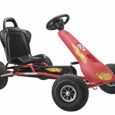 Kart Air Racer Rosu Ferbedo - Kart cu pedale