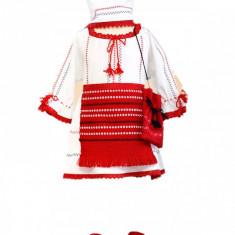Costum popular botez X01 74 cm Deco Artis
