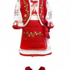 Costum popular botez X17 74 cm Deco Artis