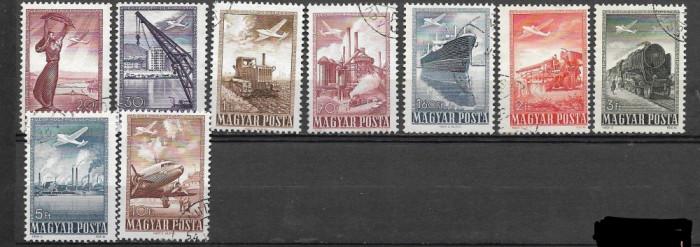 Ungaria 1950 foto mare