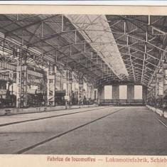 RESITA   FABRICA   DE  LOCOMOTIVE   EDITURA  OTTO  SCHWARTZ  RESITA, Necirculata, Printata