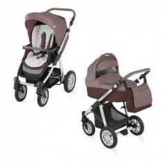 Carucior 2 in 1 Dotty Brown Baby Design - Carucior copii 2 in 1