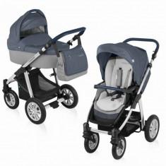 Carucior 2 in 1 Dotty Blue Baby Design - Carucior copii 2 in 1