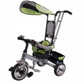 Tricicleta Lux Verde Sun Baby - Tricicleta copii