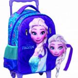 Troller gradinita Elsa - Frozen 3D Giovas