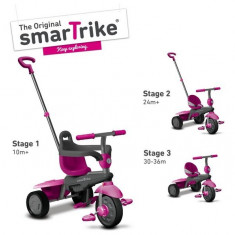 Tricicleta bebelusi Smart Trike Breeze - Tricicleta copii