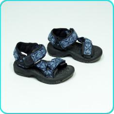 DE FIRMA → Sandale de calitate, aerisite, usoare, comode, TEVA → baieti   nr. 25 - Sandale copii Teva, Culoare: Din imagine, Textil