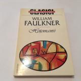 Hotomanii - William Faulkner, R21 - Roman