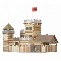 Set constructie din lemn cu lipici Castel Walachia - LEGO Technic