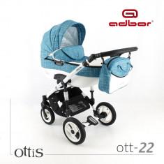 Carucior 3 in 1 Ottis ott 22 Adbor - Carucior copii 3 in 1