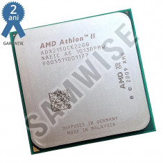 Procesor AMD Athlon II X2 215, 2.7GHz Dual Core Socket AM2+ AM3 Garantie 2 ANI! - Procesor PC AMD, Numar nuclee: 2, 2.5-3.0 GHz