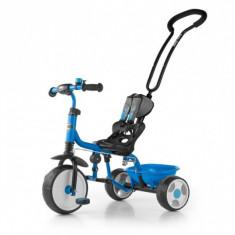Tricicleta copii Boby Blue Milly Mally