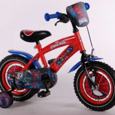 Bicicleta Spiderman 12 inch E&L Cycles - Bicicleta copii