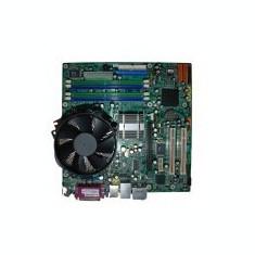 Kit placă de bază Socket 775 + procesor Core2Quad Q9300 2.5GHz