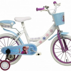 Bicicleta 16 inch Frozen Denver - Bicicleta copii