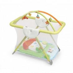 Tarc cu carpet de joaca 0+ Brevettato Milegiochi Cam - Tarc de joaca Cam, Multicolor