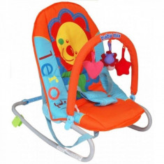 Leagan si balansoar Lion Baby Mix - Balansoar interior Baby Mix, Multicolor