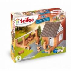 Set de constructie din caramizi Ferma Teifoc - LEGO Technic