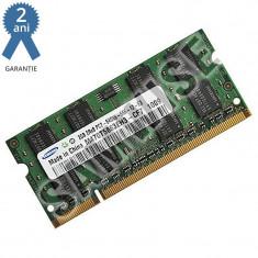 Memorie 2GB SAMSUNG DDR2 800MHz SODIMM......GARANTIE 2 ANI !! - Memorie RAM laptop