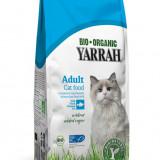 Hrana Yarrah organica uscata Adult cu peste, pentru pisici 3 kg - Hrana caine