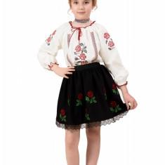 Ie fetite 105 8 ani Elfbebe - Costum populare, Multicolor