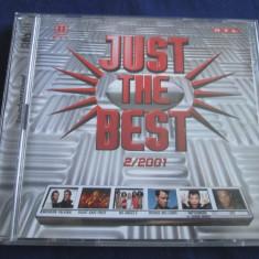 Various - Just The Best _ dublu cd, compilatie _ Ariola (Germania) - Muzica Dance