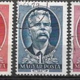 Ungaria 1951 - Timbre straine, Stampilat