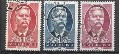 Ungaria 1951 foto