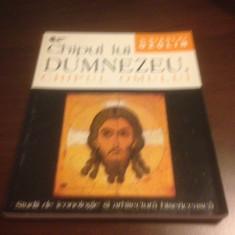 CHIPUL LUI DUMNEZEU, CHIPUL OMULUI- PR. NIKOLAI OZOLIN. STUDII DE ICONOLOGIE ...