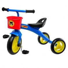 Tricicleta copii Bamse Nordic Hoj, Multicolor