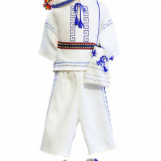 Costum popular botez X0012 74 cm Deco Artis