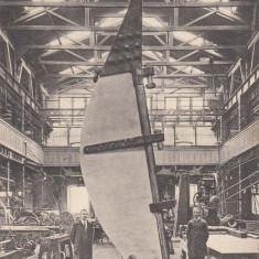 RESITA FABRICA DE MASINI EDITURA OTTO SCHWARTZ RESITA - Carte Postala Banat dupa 1918, Necirculata, Printata