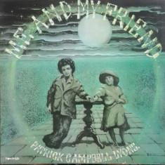 PATRICK CAMPBEL LYONS (NIRVANA, UK) - ME AND MY FRIEND, 1973