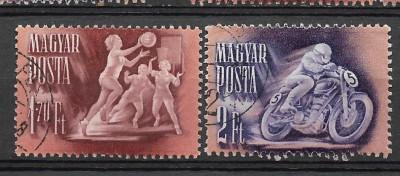 Ungaria 1950 foto